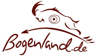 Bogenland 3D Parcour in Christes Logo